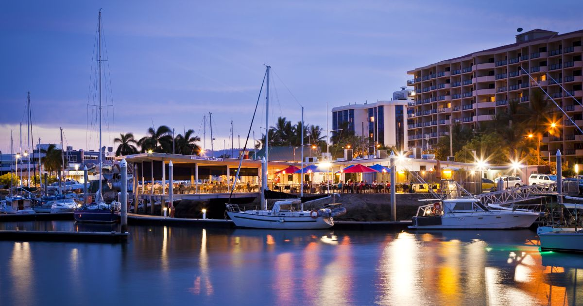 Location | Hotel Grand Chancellor Townsville