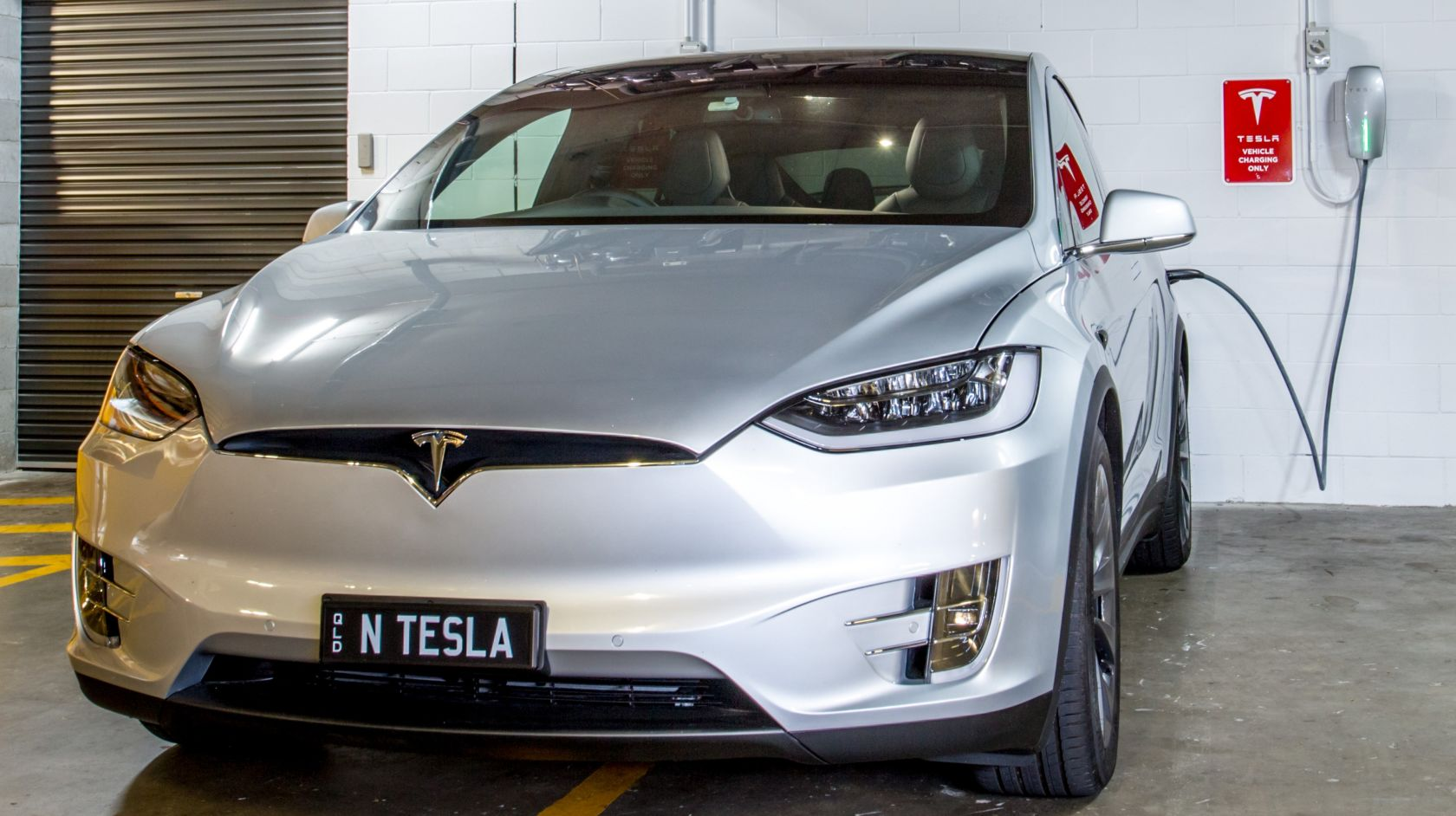 Tesla Charge Station | Hotel Grand Chancellor Brisbane
