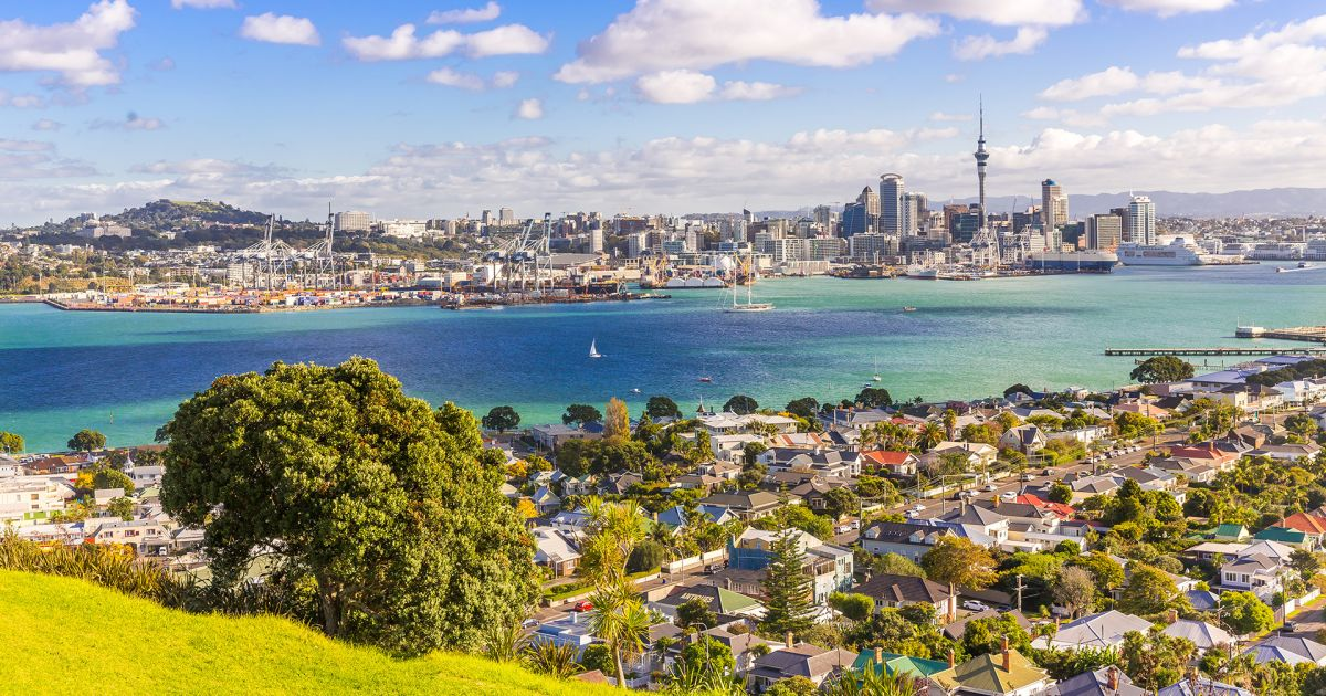 The 10 Top Places To Visit in Auckland, New Zealand ...