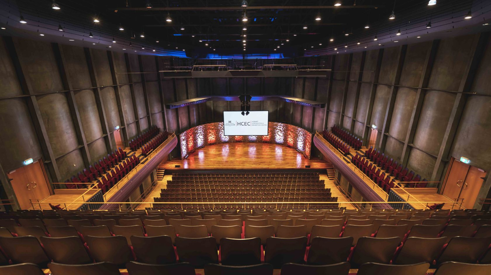 A Large Auditorium