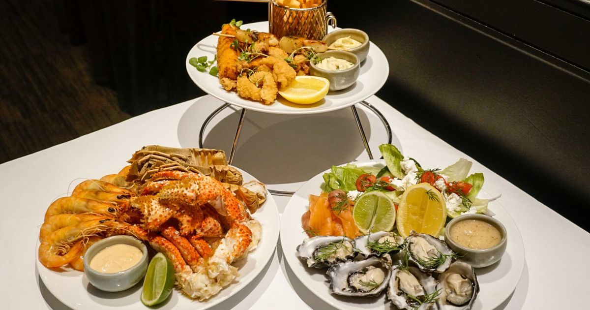 Seafood Accommodation Package | Hotel Grand Chancellor ...